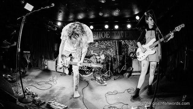The Effens at The Legendary Horseshoe Tavern on November 28, 2018 Photo by John Ordean at One In Ten Words oneintenwords.com toronto indie alternative live music blog concert photography pictures photos nikon d750 camera yyz photographer