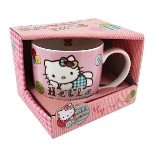 Gambar Cangkir Hello Kitty 1