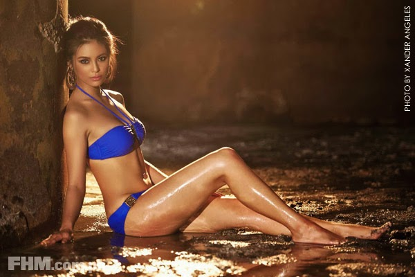 Sam Pinto FHM Sexiest 2014 Top 2