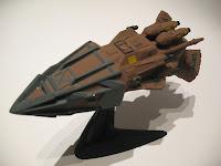 Kazon torpedo
