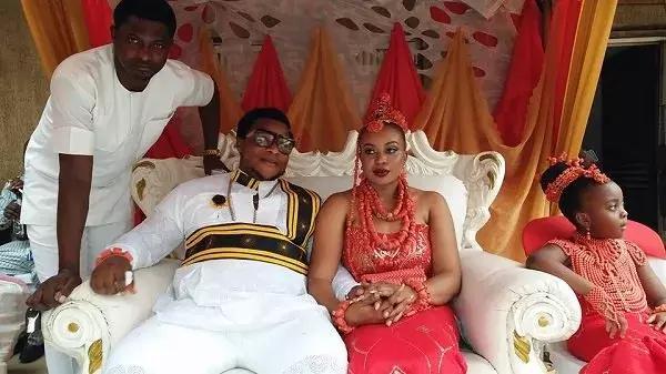 Popular Pastor marries third wife 2