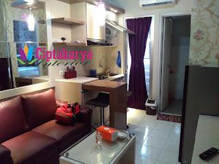 design-interior-apartemen-2-bedroom-kalibata-city