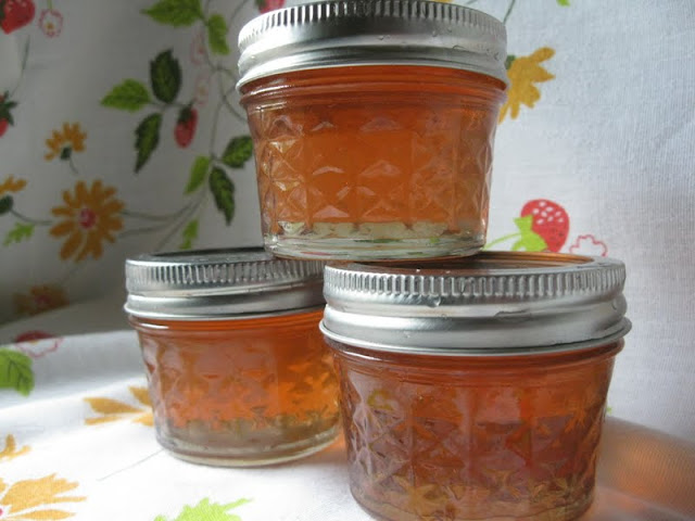 Silly Goose Farm Queen Anne's Lace Jelly