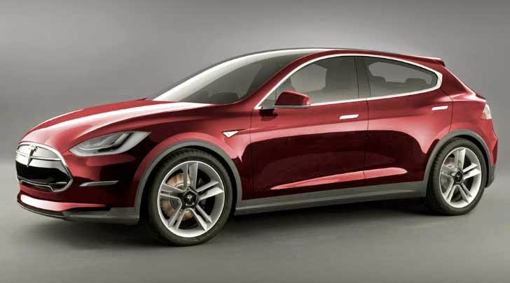 Telsa Model E To Rival Bmw 3 Series On Price New From Tesla