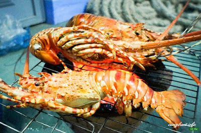 Shrimp Binh Ba