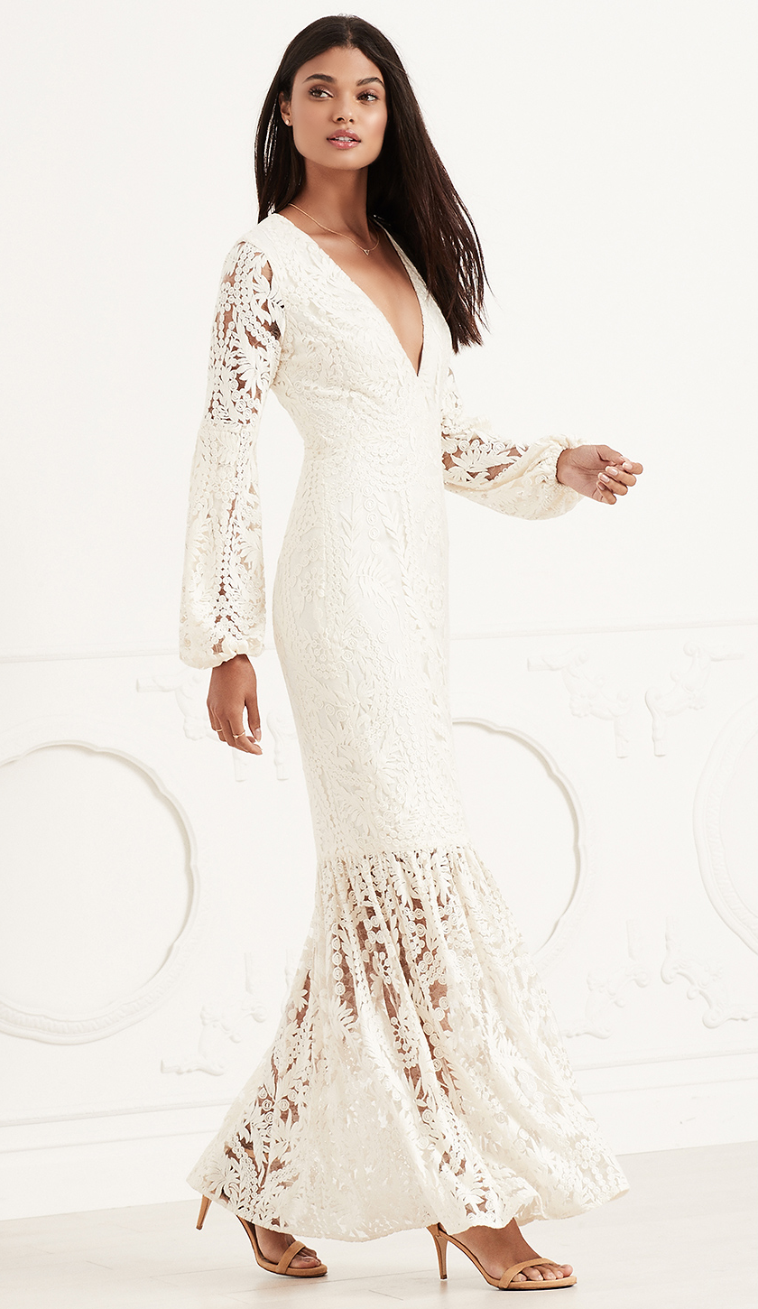 TULAROSA X Revolve Cliffside Gown