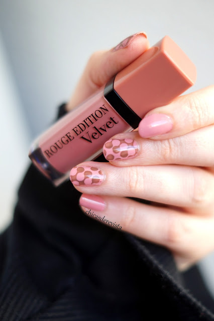 rouge à lèvres velvet bourjois et vernis