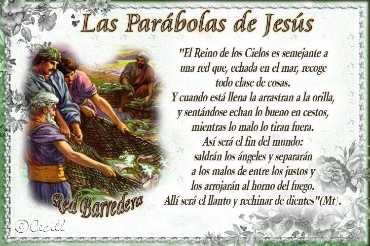 ® Gifs y Fondos Paz enla Tormenta ®: LAS PARÁBOLAS DE JESÚS