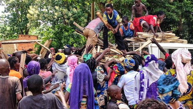 Atrocities in Central African Republic may constitute crime against humanity: United Nations