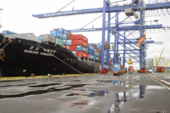 Thiếu container rỗng tại các cảng biển