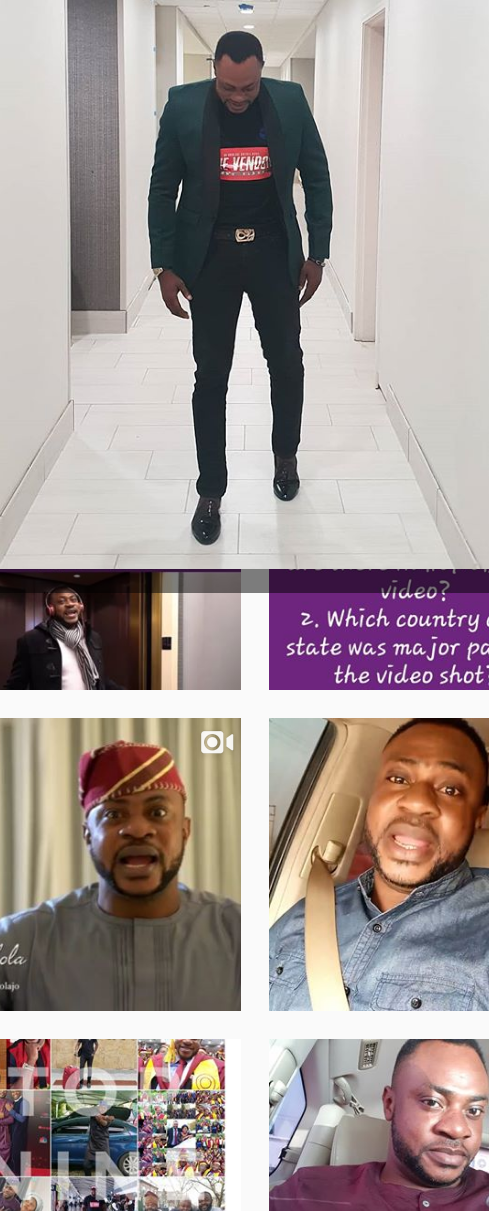 Top 10 Richest Yoruba Actors and their Net worth 2019 - NO