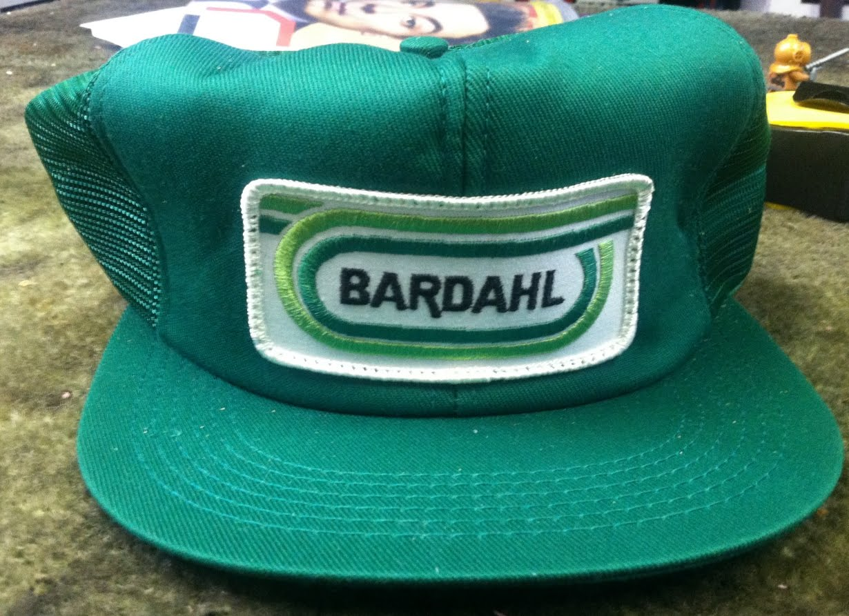 Chopperdaves Bardahl Blog!  Sweet 70 s Trucker Hat b072f4717d4