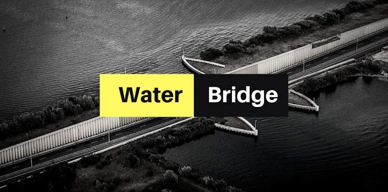 Must know! 5 Most Amazing Iconic Water Bridges in the World
