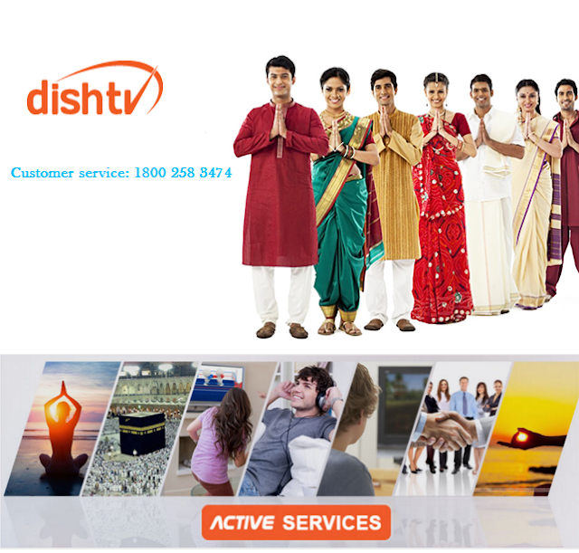 Dish Tv Help Phone Number India