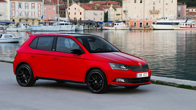 Skoda Fabia 1.2 TSI 90PS Monte Carlo (2016) review