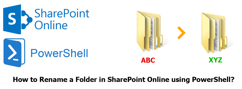sharepoint online rename folder using powershell