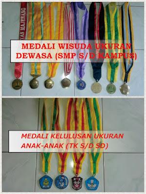 medali sekolahan