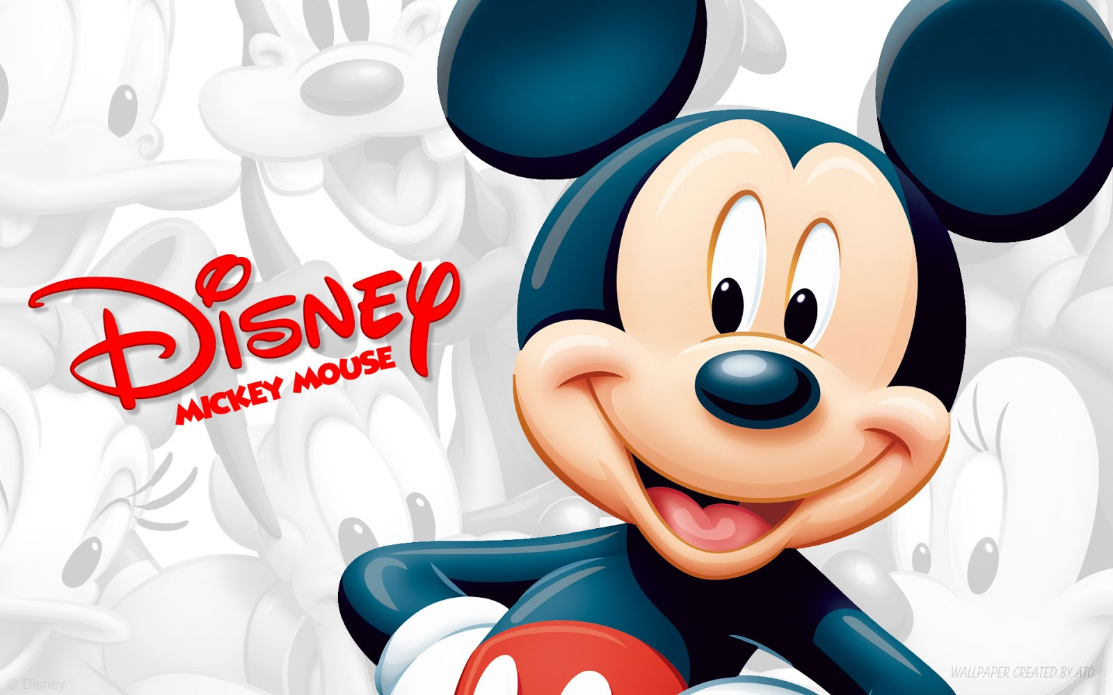 53 Disney Mickey Mouse Wallpapers Magone 2016