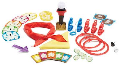 accesoires jeu koh-lanta