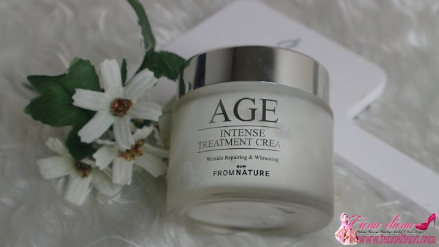 Fromnature Age Intense Treatment Cream