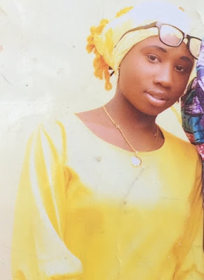 Photo of Christian Dapchi Girl Boko Haram Refused To Release