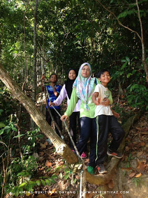 Hiking Bukit Mak Dayang Kemaman, Bukit Mak Dayang Di Kemaman, Hiking, Aktiviti Keluarga Kami, Jom Hiking, Minat