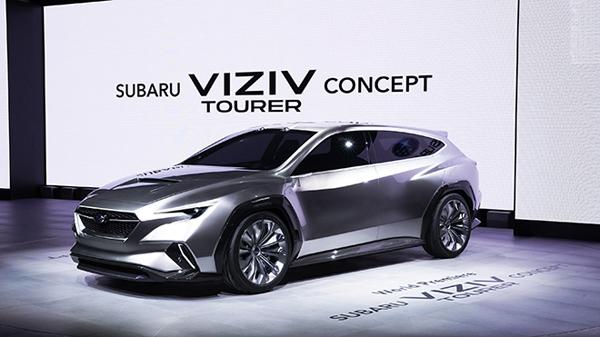 Subaru VIZIV Tourer Concept - 2