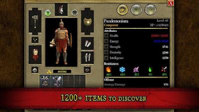 Titan Quest - Screenshot 1
