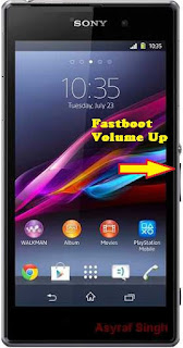 fastboot - Unlock Bootloader On Sony Xperia Z1