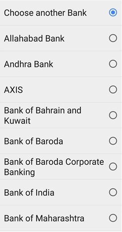 SUPPORTED ALL INDIAN BANKS NET BANKING