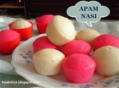 Kuih or Dessert recipe @treatntrick.blogspot.com