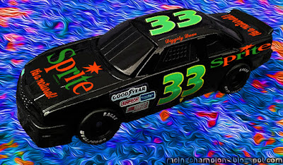 Diggity Dave #33 Sprite Chevrolet Racing Champions 1/64 NASCAR diecast blog custom