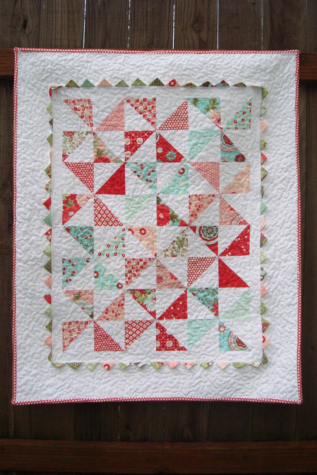 Steps to Make an Easy Baby Quilt