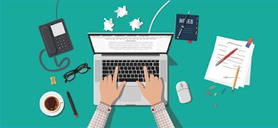 lebih baik bikin blog atau vlog ?