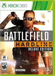 Battlefield Hardline DELUXE EDTIONX PT-BR BOX 360