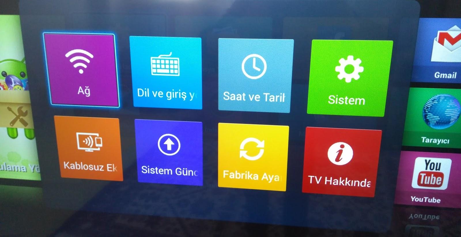 Tv ekranı