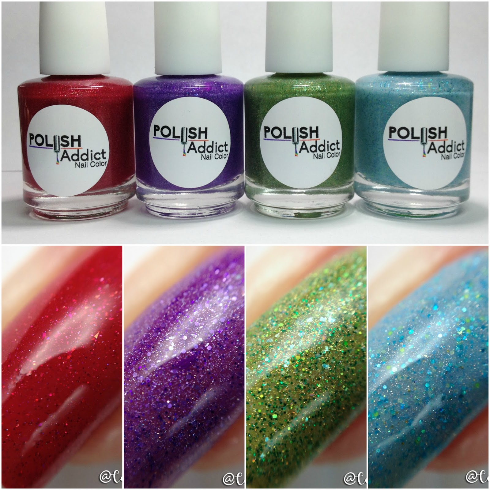 cdbnails: Polish Addict Nail Color | Monthly/group customs/duo