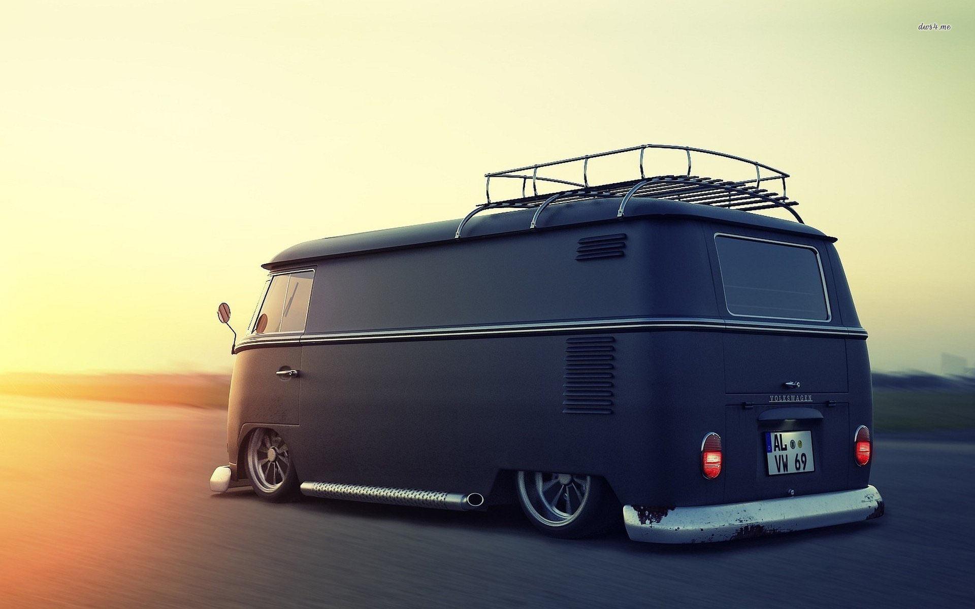 carro tunado kombi volkswagen papel de parede gr tis para pc hd. Black Bedroom Furniture Sets. Home Design Ideas