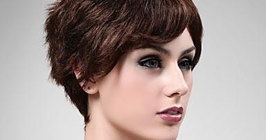 hiusmallit: lyhyet hiukset