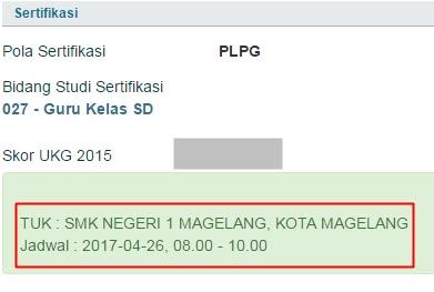 rekan Guru yang akan mengikuti UKG ulang tahun  Penting!!, Cara Cek Jadwal dan Tempat UKG (UTN) Ulang 2017