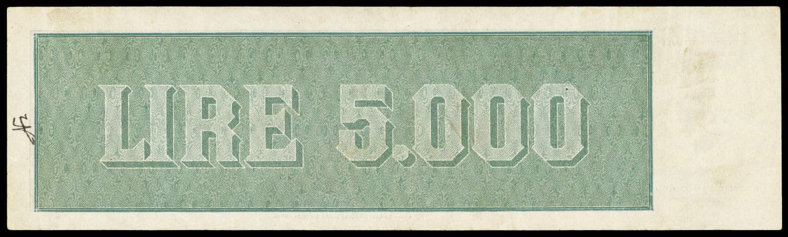 Lire 5000