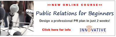 Design a professional PR plan in just two weeks!