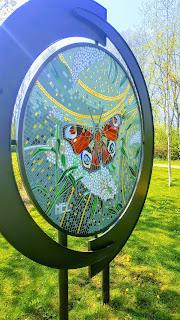 Mosaic at ROCLA Milton KEynes
