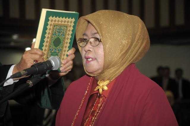 Aisyah Ismail Daud Gantikan Ridwan A Bakar Sebagai Anggota DPR Aceh