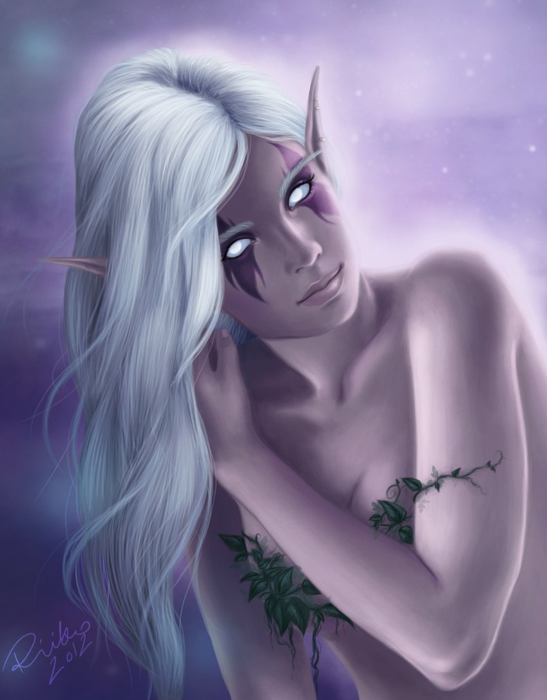 BEAUTIFUL DROW