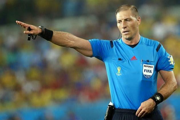fa7aef00bc Assistant Referee 1  Hernan Maidana (ARG) Assistant Referee 2  Juan Belatti  (ARG) Fourth Official  Sandro Ricci (BRA) Fifth Official  Emerson de  Carvalho ...
