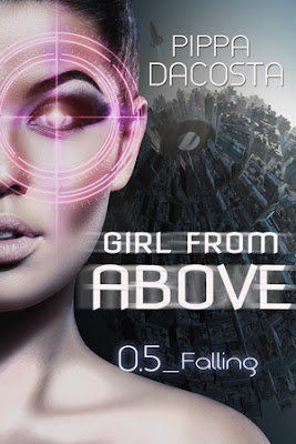 #ReadIndie Review: Girl From Above: Falling by Pippa DaCosta