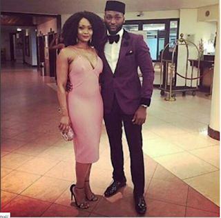 Victoria Kimani, Bonang Matheba, Osas, Others Flaunt Boobs At The Afrima2016