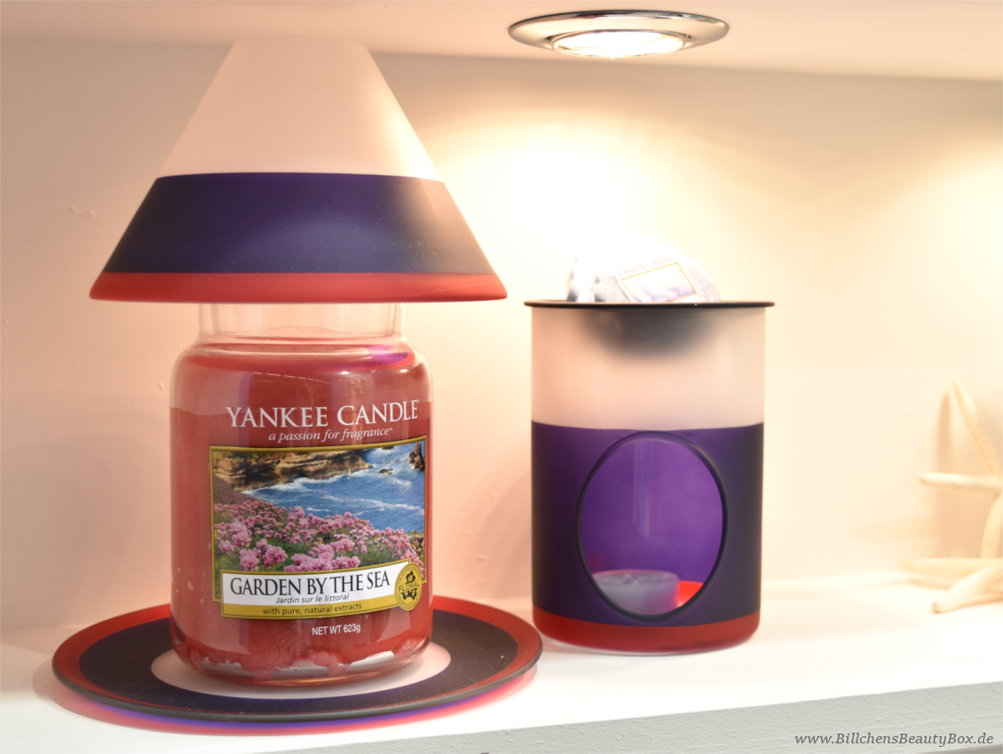 Yankee Candle - Coastal Living - Garden by the sea