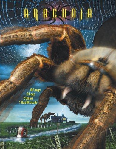 MicroReview: Arachnia (2003)